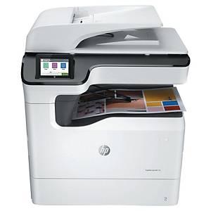 Imprimante multifonction jet d encre couleur HP PageWide Color 774DN