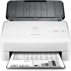 HP Scanjet Pro 3000 s3 A4 Sheet-feed Scanner