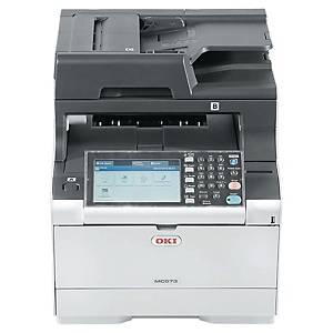 Imprimante multifonction laser couleur Oki MC573DN