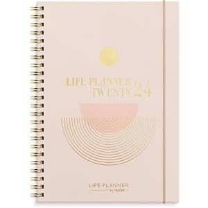 Calendar Mayland Life Planner 2274 00 A5 pink