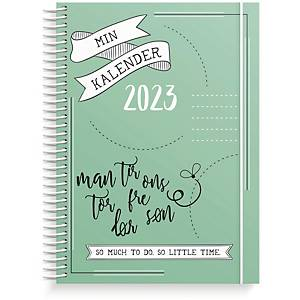 Calendar Mayland Doodle II 2270 10 A5