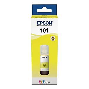 Tusz EPSON T03V44A, żłóty