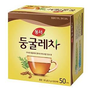 PK50 DONGSUH DUNGGULLEA TEA 1.2GREEN