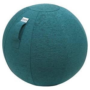Ballon d assise dynamique Vluv Stov - Ø 65 cm - bleu pétrole