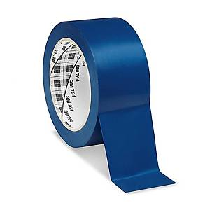 3M™ 764i marking vinyl tape, 50 mm x 33 m, blue