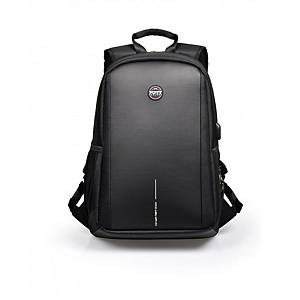 PORT DESIGNS CHICAGO EVO backpack for 15,6'' NTB and 10,1  tablet, black
