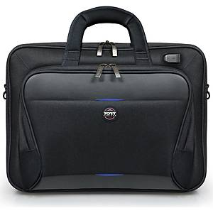 PORT DESIGNS CHICAGO EVO top load case for 13 /15,6  NTB and 10,1  tablet, black
