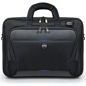 PORT DESIGNS CHICAGO EVO BFE,taška na 13''/15,6''NTB a 10,1  tablet, čierny
