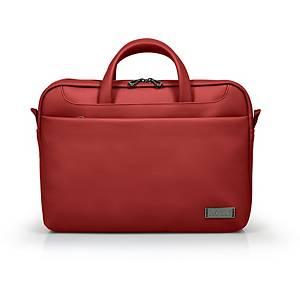 Port Designs Zurich TopLoading 13,3 - 14  laptoptáska, piros