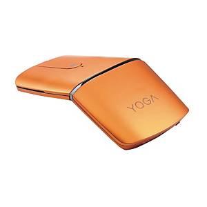 Mysz bezprzewodowa LENOVO Yoga, pomarańczowa