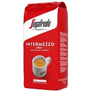 Segafredo Intermezzo, szemes kávé, 1 kg