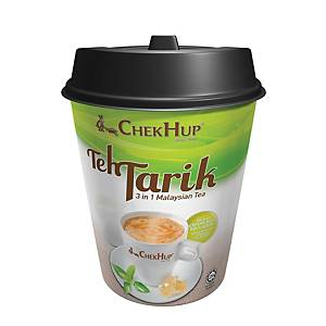 Chek Hup 3 in 1 Teh Tarik Rich & Creamy Cup - Box of 24