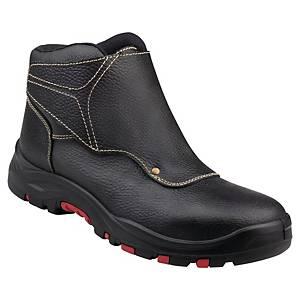 Chaussures de sécurité montantes Deltaplus Cobra4 S3 - noires - pointure 40