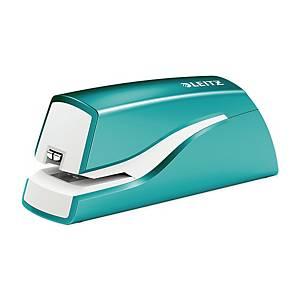 LEITZ 5566 WOW Electric Stapler Ice Blue