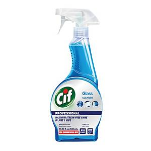 CIF Glass Professional Cleaner 520ml