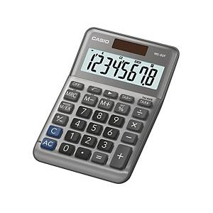 CASIO MS-80F Desktop Calculator 8 Digits