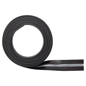 Rouleau de bande magnétique autocollante Durable Durafix, l17 mmxL5 m, argenté