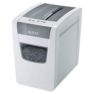 Destructeur Leitz IQ Slim Home Office - coupe croisée