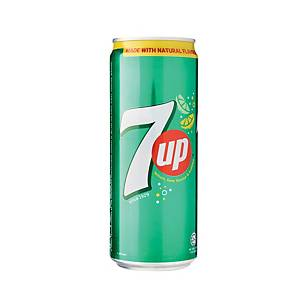 7Up Lemon Lime Can 320ml - Box of 24