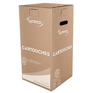 Boîte de récupération pour cartouches d'encre vides d imprimantes à jet d'encre
