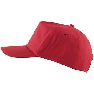Kšiltovka ARDON® LION, velikost 56 až 64, červená