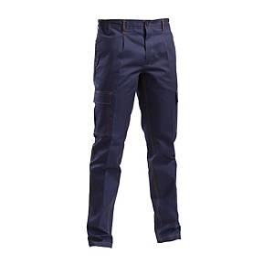 Pantaloni ignifughi P&P Loyal IGN02128 navy tg S