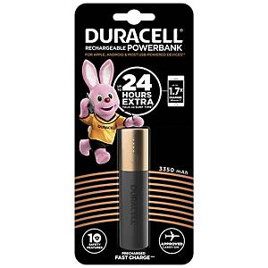 Duracell powerbank, 3.350 mAh