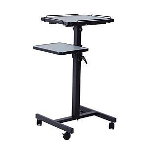 [직배송]프로젝터 테이블 대형 2단 영사대