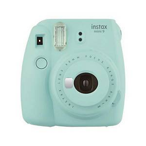 FUJI INSTAX MINI 9 CAMERA ICE BLU