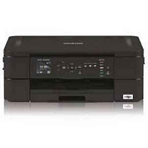 Brother DCPJ572DW Wireless 3-In-1 Printer Colour Inkjet A4
