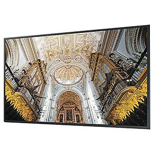 SAMSUNG QB65N  FLAT PANEL DISPLAY 65