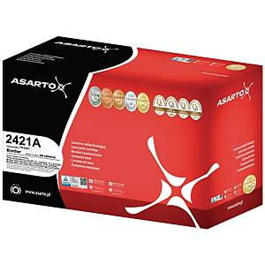 Toner ASARTO AS-LB2421N zamiennik Brother TN2421 czarny