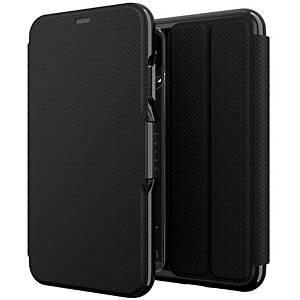 Schutzhülle Gear4 Oxford Case, iPhone XS Max, schwarz