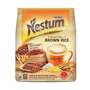 Nestum Brown Rice Instant Drink 27g Pack of 10
