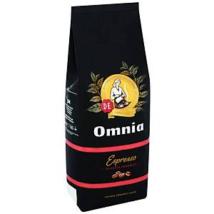 Douwe Egberts Omnia Espresso Coffee Beans, 1kg