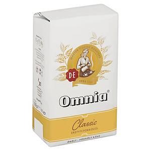 Douwe Egberts Omnia őrölt kávé, 1 kg