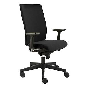 ALBA MANAGER CHAIR KENT EXCLUSIVE BLACK