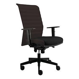 Alba Reflex VIP Bürostuhl, schwarz