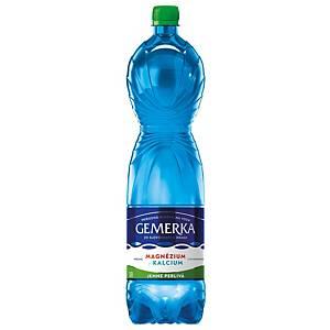 Gemerka minerální voda, jemně perlivá, 1,5 l, 6 kusů