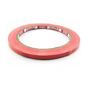 TIP TAPE เทปพีวีซีตีเส้น 5มม.x50ม สีแดง