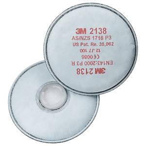 Filtr 3M™, 2138 P3R, 20 sztuk