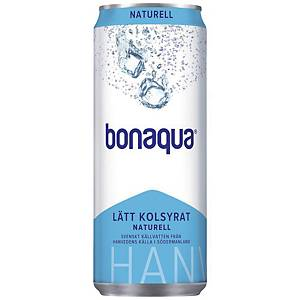 PK20 BONAQUA NATURELL WATER 33CL CAN