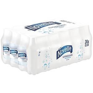 Hartwall Novelle kivennäisvesi 0,33l, 1 kpl=24 pll