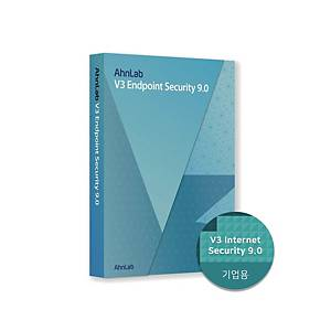 AHNLAB INTERNET SECURITY V3 9.0 FPP 1Y