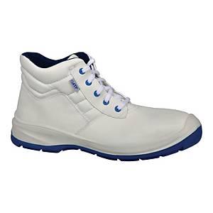 Trzewiki TECHWORK Premium White 1137P S2 SRC, białe, rozmiar 47