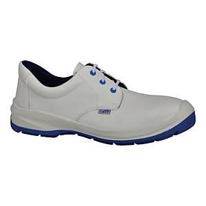 Półbuty TECHWORK Premium White 1134P S2 SRC, białe, rozmiar 47