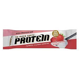 Leader So Much Taste Jogurtti-mansikka-vadelma, 1 kpl=24 patukkaa