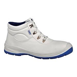 Trzewiki TECHWORK Premium White 1133P S2 SRC, białe, rozmiar 40