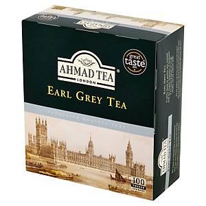 Pk100 Ahmad earl grey čaj 2g