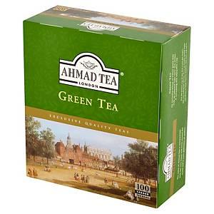 Pk100 Ahmad zelený čaj 2g
